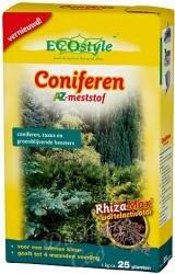Удобрение для хвойных и вечнозеленых растений